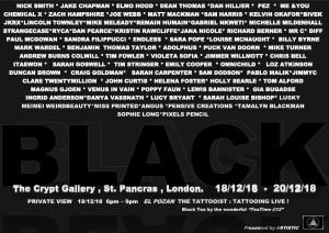 Black theta j BLUR Faithedge