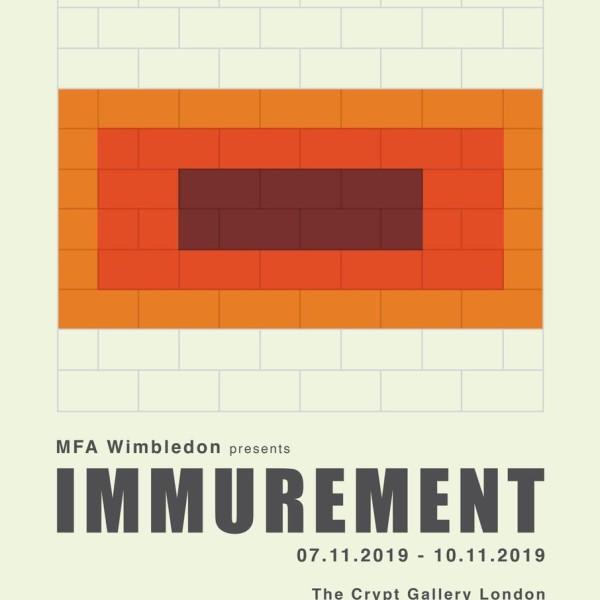 Immurement Poster